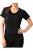 Smartwool Merino 150 Baselayer Short Sleeve Women Black